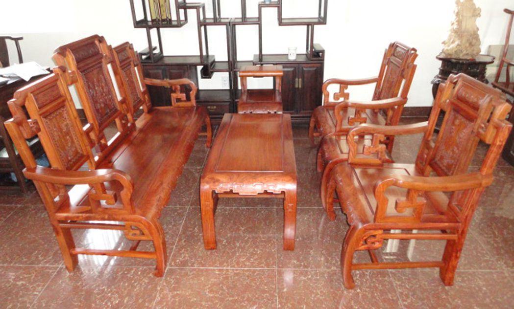 M009 - Bộ salon Hồng Kông